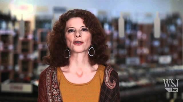 Lettie Teague, vinski entuzijasta u Volstrit džornalu