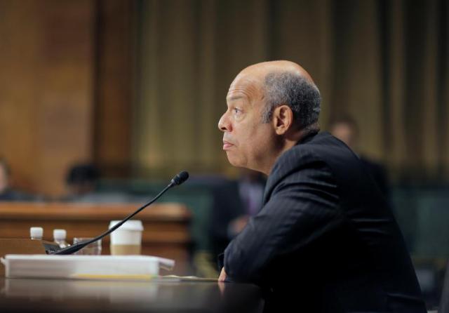 Jeh Johnson na saslušanju sudskog odbora Senata SAD, Vašington, jun 2016. (JOSHUA ROBERTS / REUTERS)