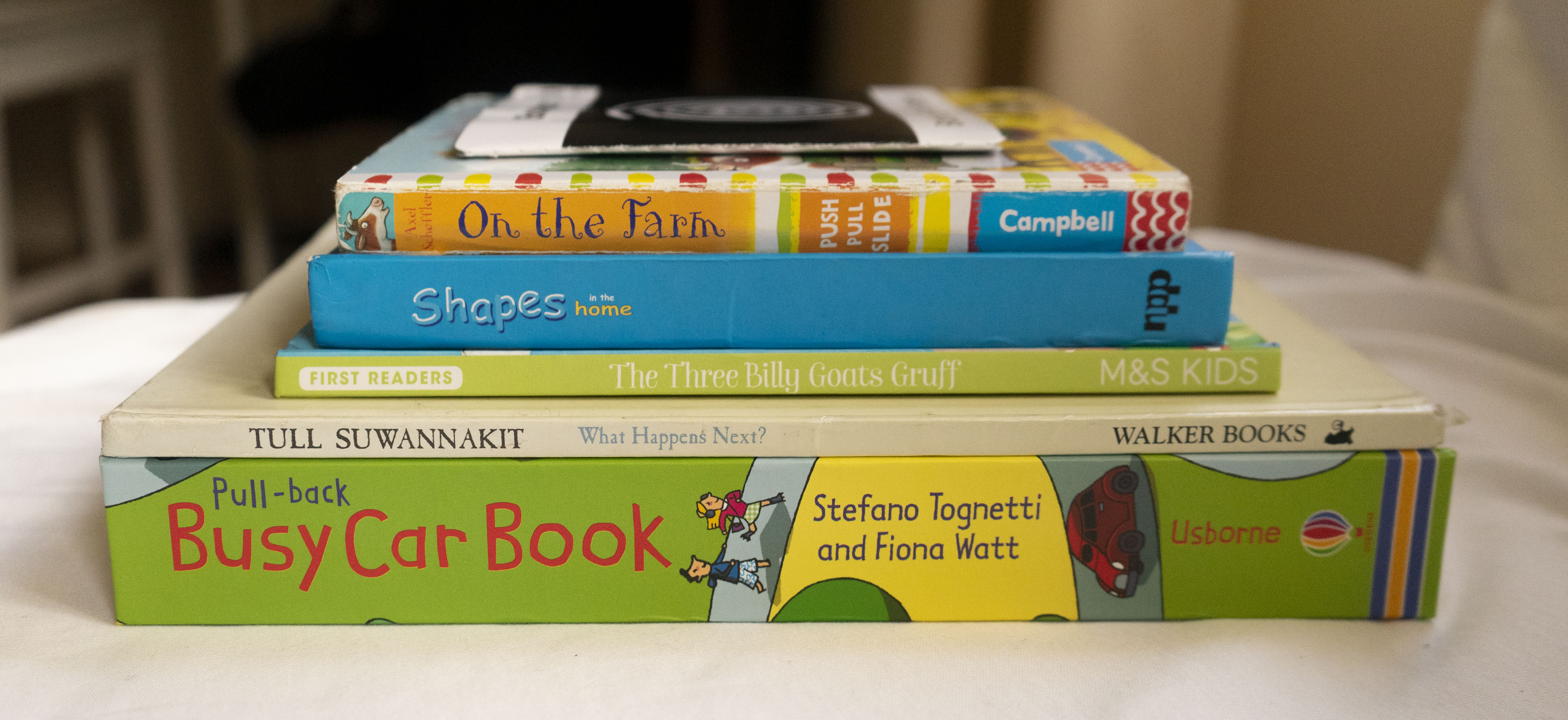 Book choice for little readers winter 2019