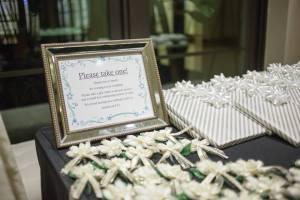 Italian Wedding giveaway