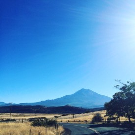 Karel Uson photo of Mt Shasta