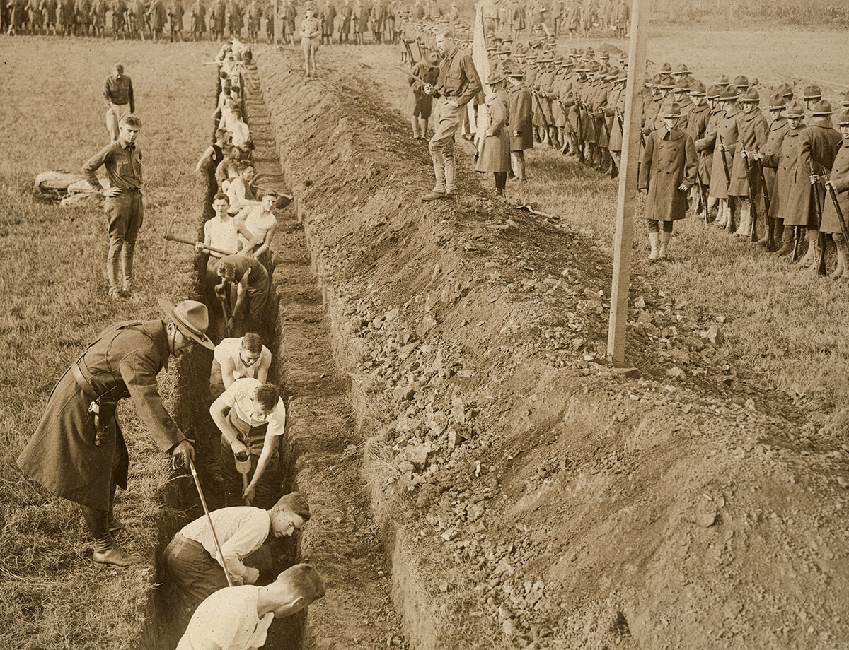 Still In The Trenches World War I And Its Complicated