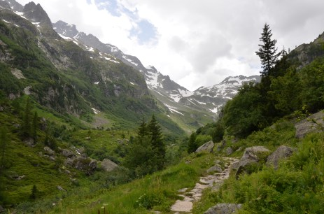Vallée de Vallorcine