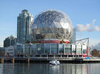 Science World, Vancouver, BC