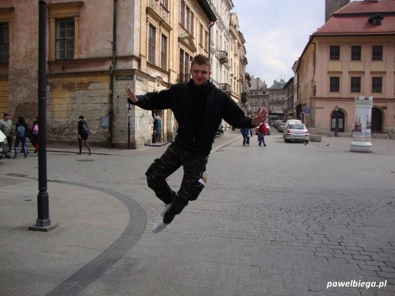 X Cracovia Maraton - na starówce