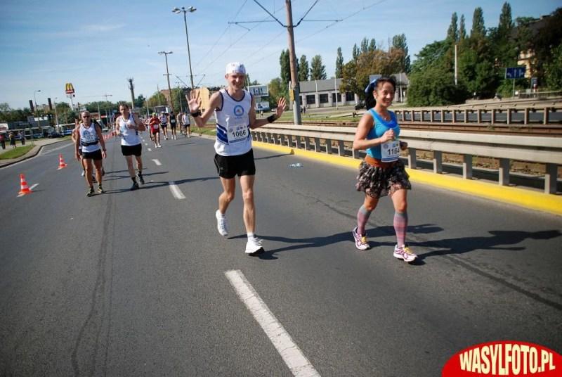 29 Hasco-Lek Wrocław Maraton - 30 kilometr