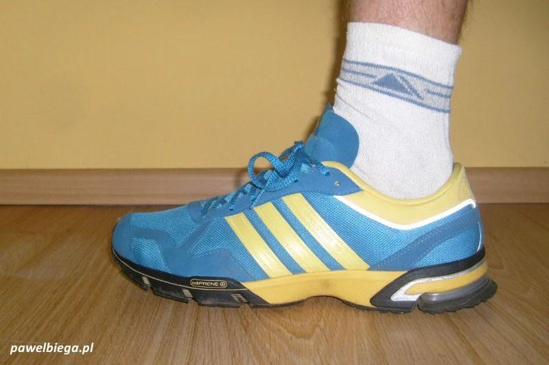 Adidas Marathon '10 na stopie