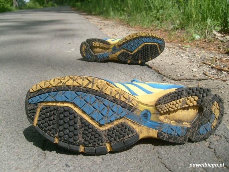 Adidas Marathon '10 - bieżnik
