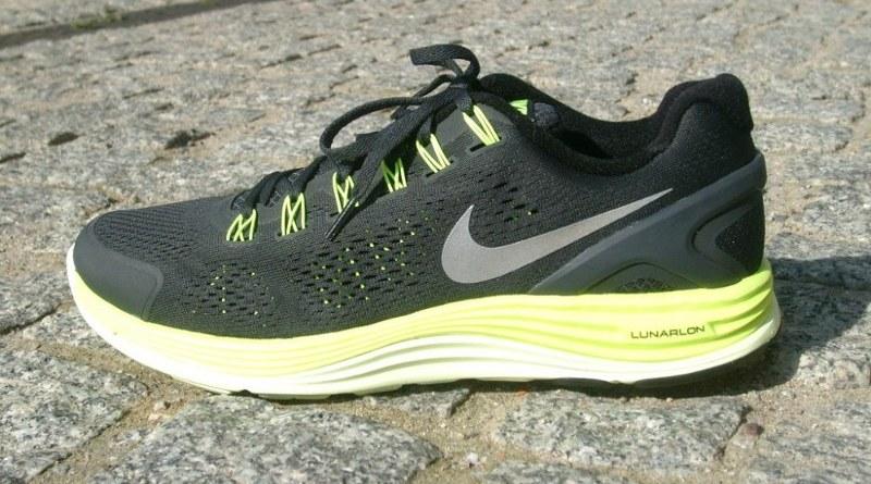 Nike LunarGlide+ 4 - widok ogólny