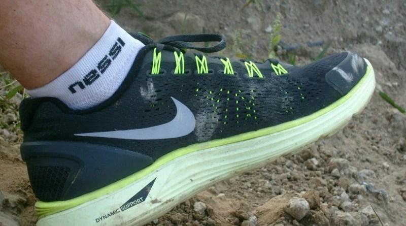 Nike LunarGlide+ 4 - po treningu