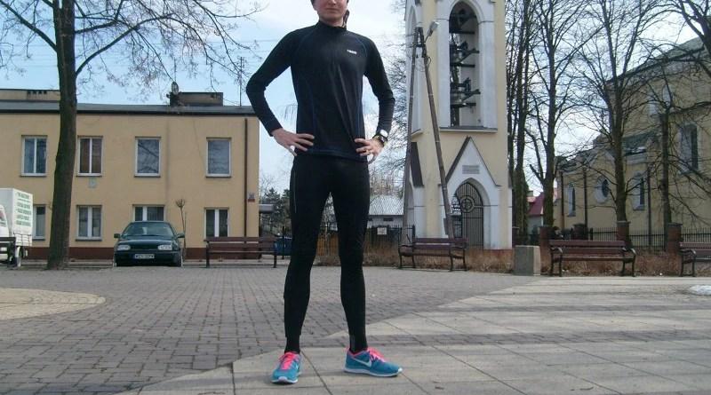 Na treningu z Nike Flyknit Lunar 1+