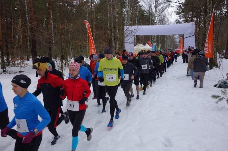 Bieg Łosia - start