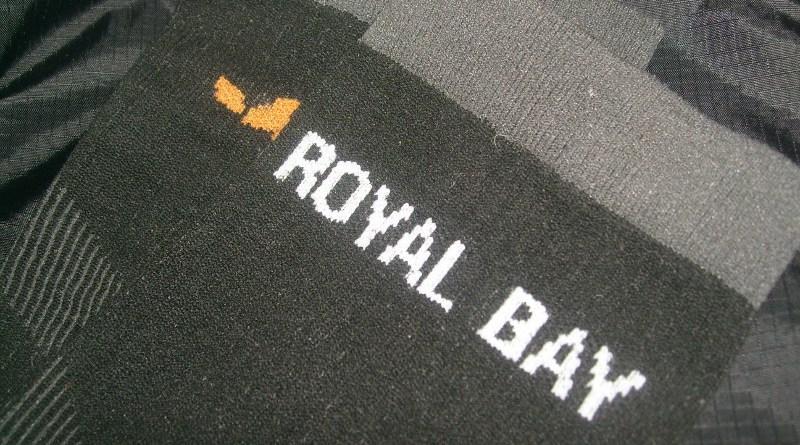 Skarpety kompresyjne Royal Bay - logo