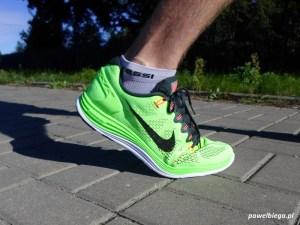 Nike LunarGlide+ 5 - bieg