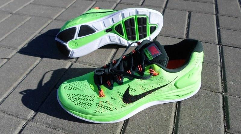 Nike LunarGlide+ 5 - widok_ogólny