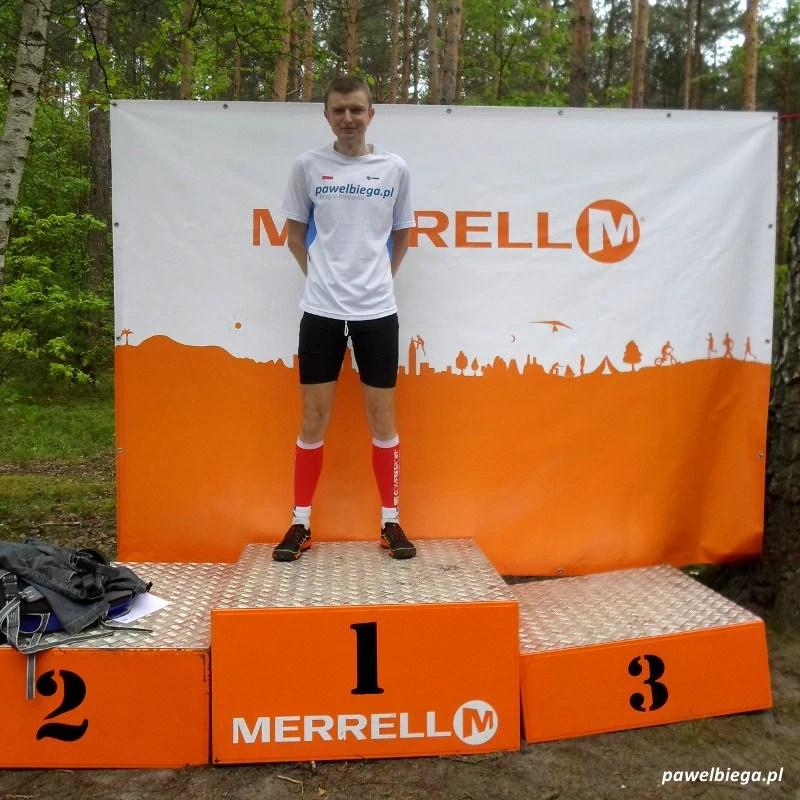 Bieg Łosia - podium