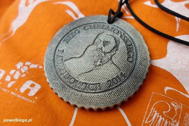 Bieg Chełmońskiego - medal