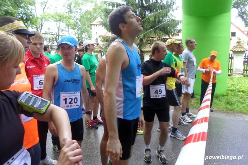 Bieg Chełmońskiego - start