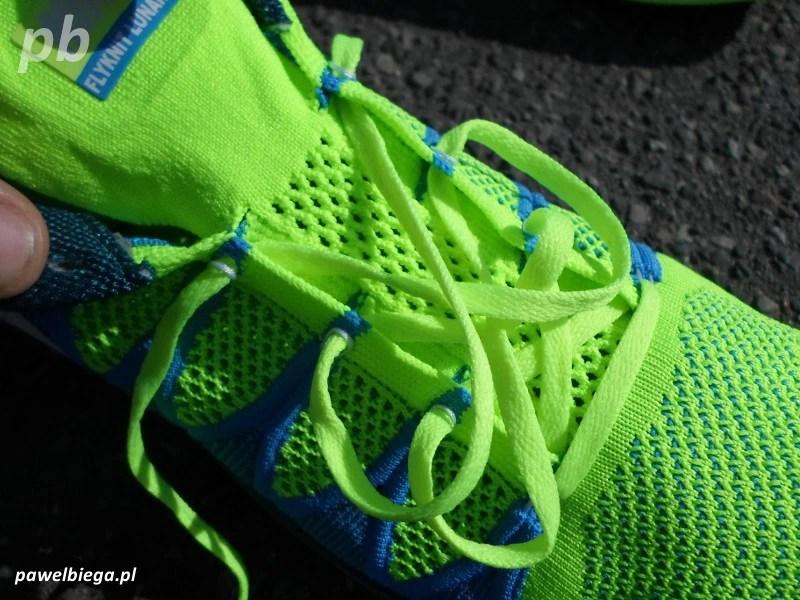 Nike Flyknit Lunar 2 - język