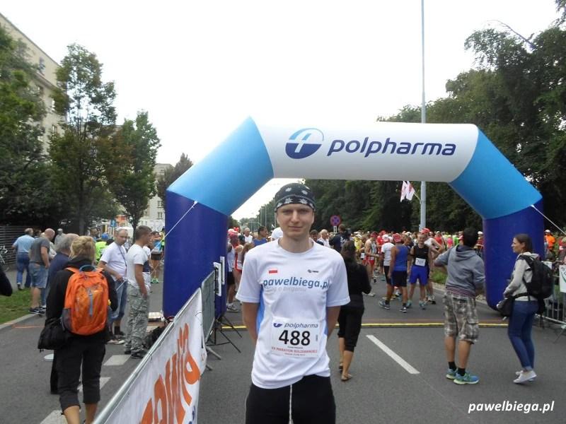 XX Maraton Solidarności - start