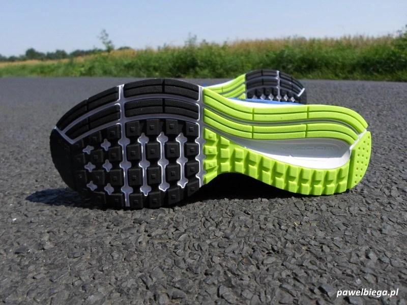 Nike Zoom Pegasus 31 - podeszwa