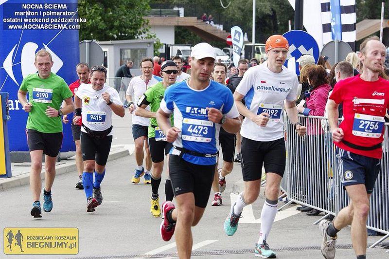 36 Maraton Warszawski - 42km