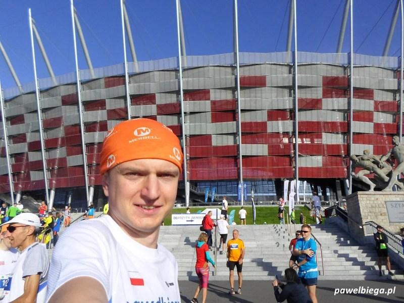 36 Maraton Warszawski - Stadion Narodowy