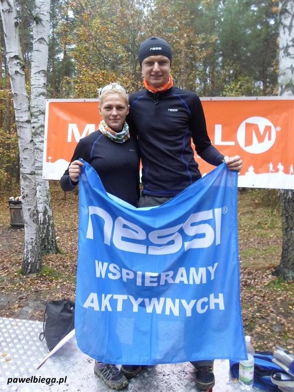 III Maraton Kampinoski - Nessi