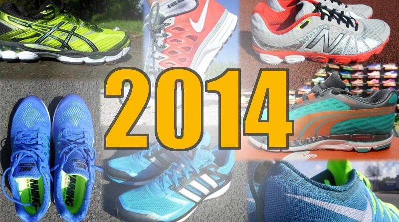 Najlepsze buty do biegania 2014