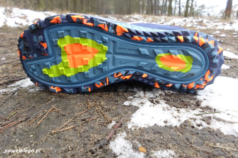 Nike Zoom Terra Kiger 2 - bieżnik