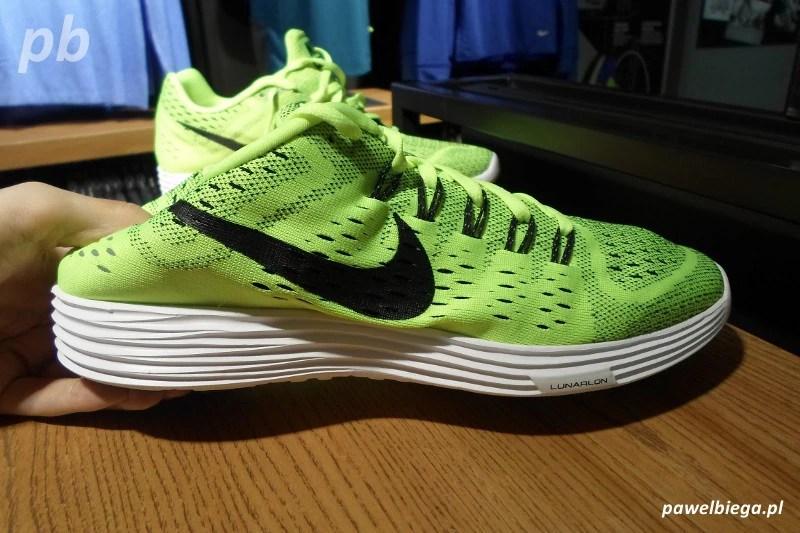 Nike Lunar Tempo - zapiętek