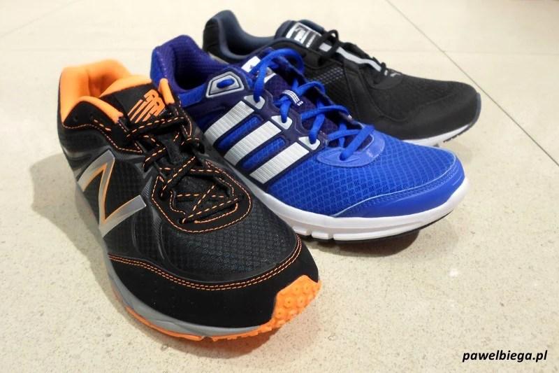 Buty do biegania dla początkujacych