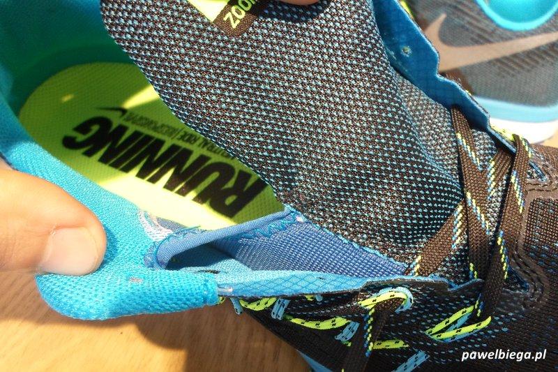 Nike Zoom Vomero 10 - język