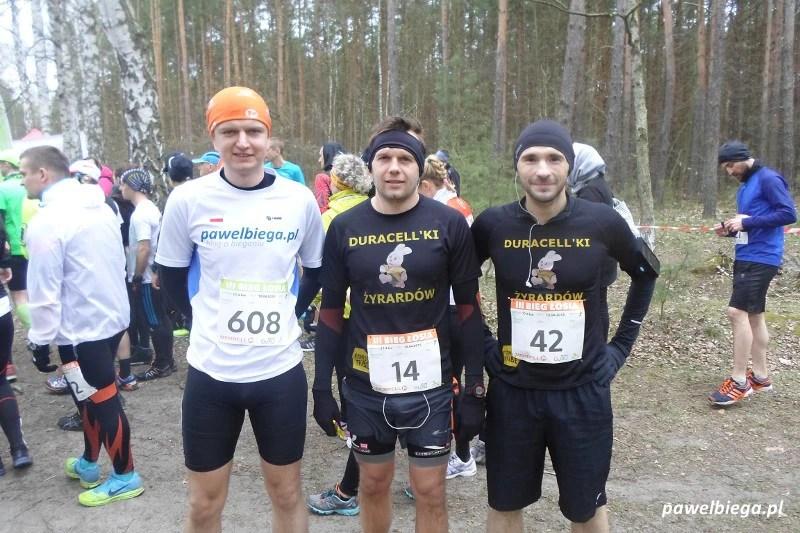 Bieg Łosia 2015 - start