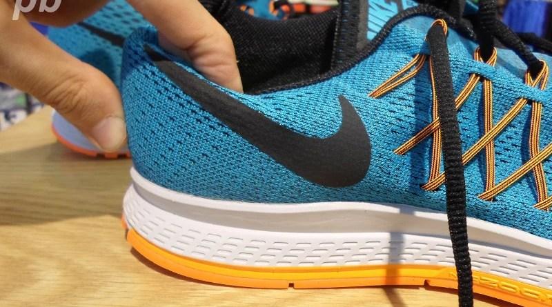 Nike Zoom Pegasus 32 - zapiętek