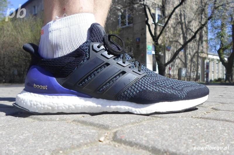 Adidas Ultra Boost - bokiem
