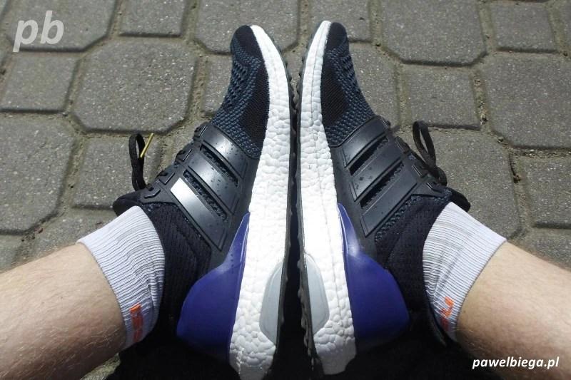 Adidas Ultra Boost - na nogach