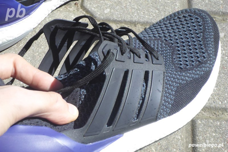 Adidas Ultra Boost - śródstopie