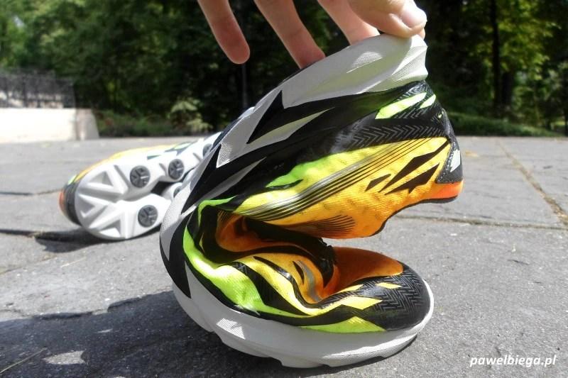 Skechers GOmeb Speed 3 - zgięcie buta