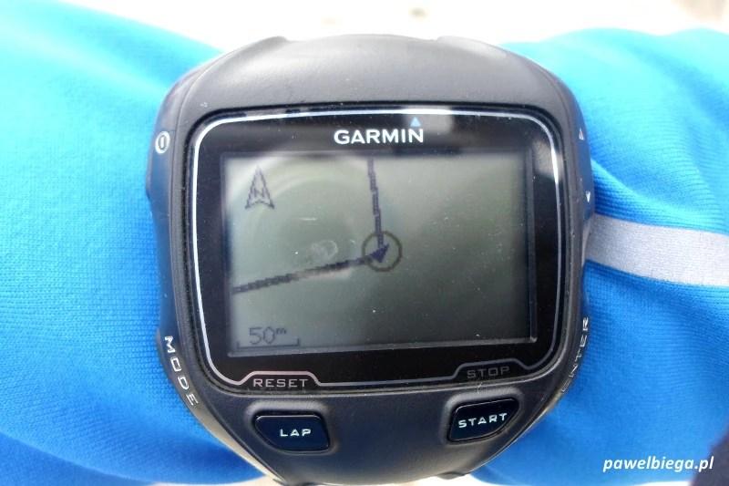 Garmin Forerunner 910XT - kursy