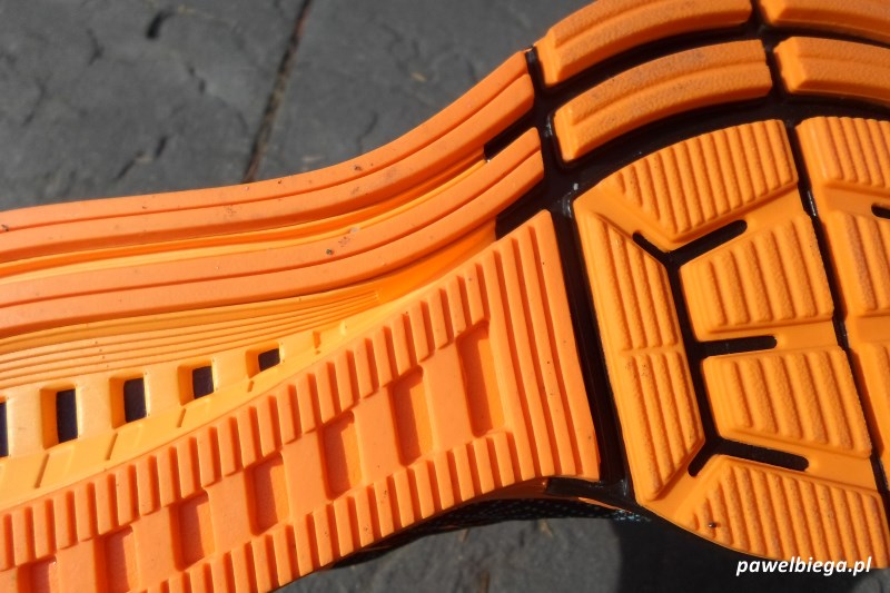 Nike Zoom Odyssey - mostek