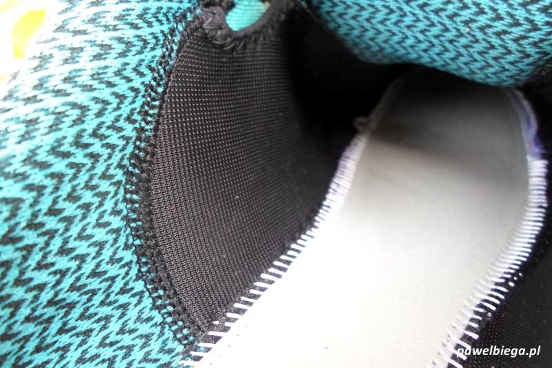 Nike Zoom Odyssey - wnętrze