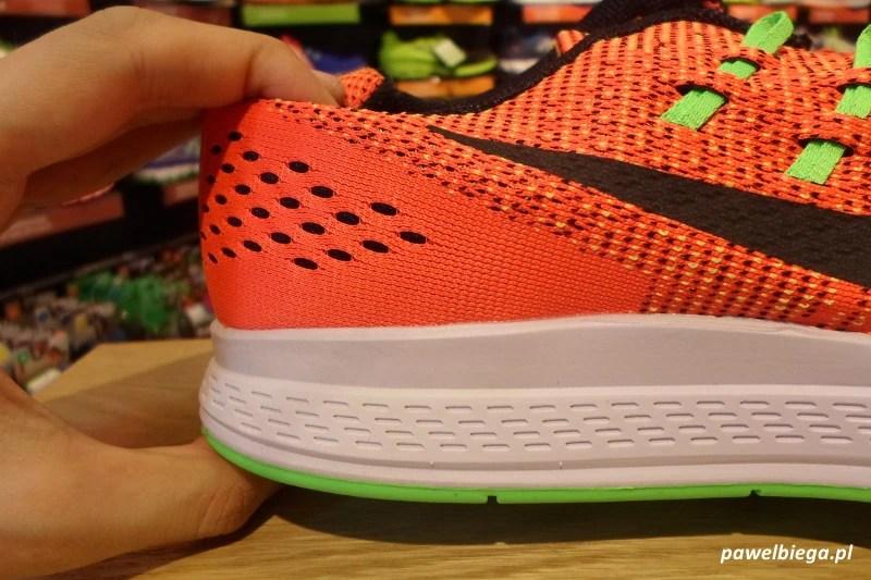 Nike Zoom Structure 19 - zapiętek
