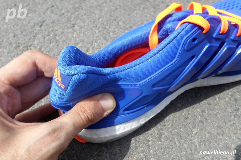Adidas Energy Boost ESM - miękki zapiętek