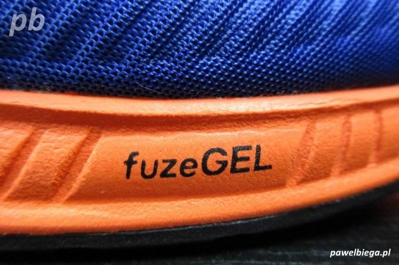 Asics fuzeX - fuzeGEL