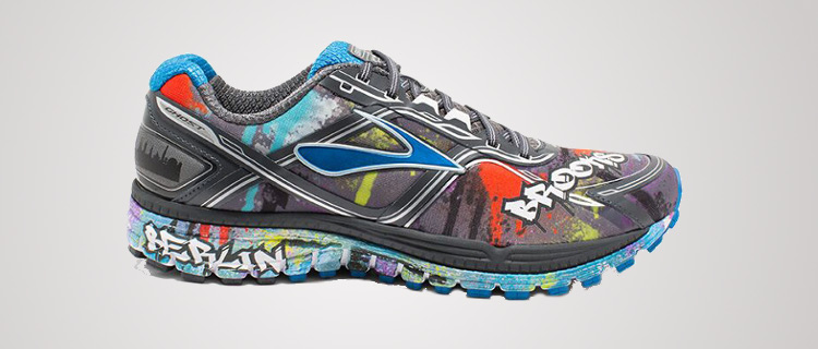 Brooks Ghost 8 - Berlin Edition