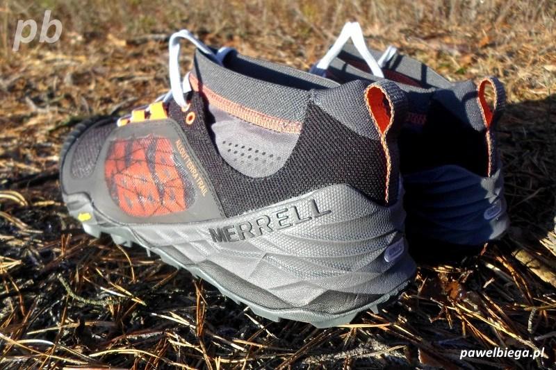 Merrell Allout Terra Trail - tyłem
