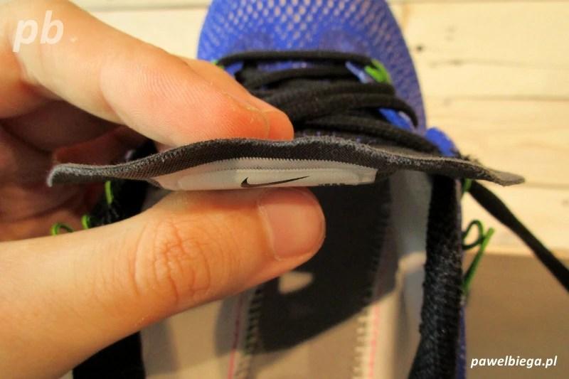 Nike Zoom Pegasus 33 - język