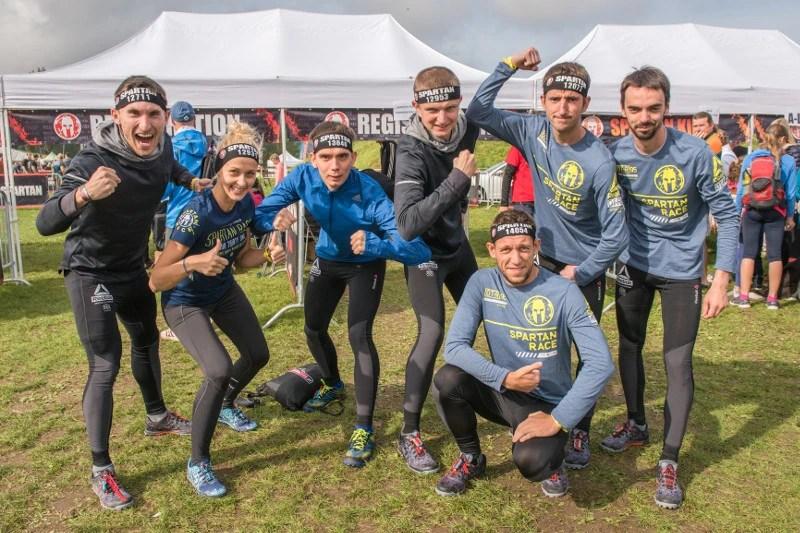 Liberec Spartan Sprint - start