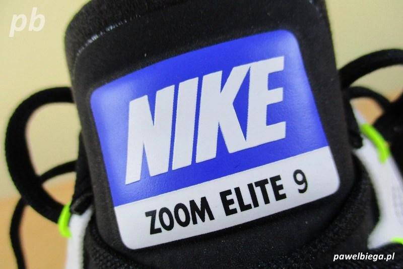Nike Zoom Elite 9 - detal
